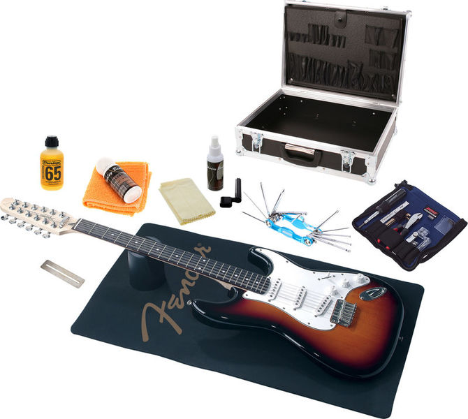 Harley Benton Guitar Roadie Set