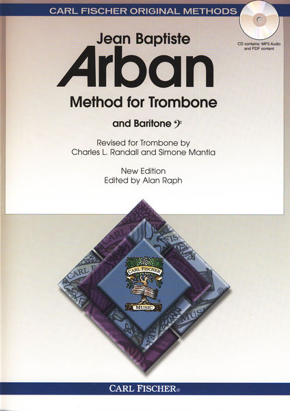 Carl Fischer Arban Method for Trombone
