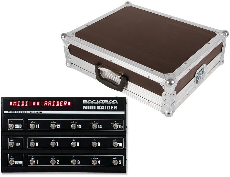 Rocktron MIDI Raider Bundle