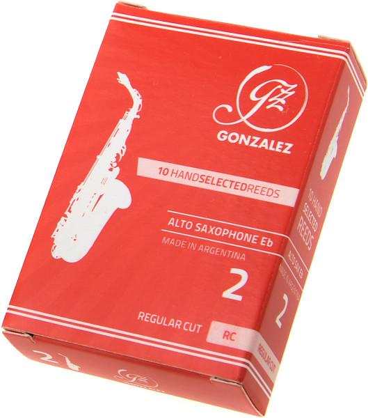 RC Alto Saxophone 2.0 Gonzalez