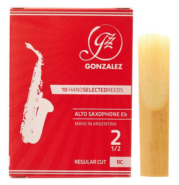Gonzalez Alto Sax Reed RC 2,5