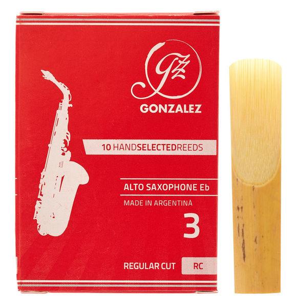 Alto Sax Reed RC 3 Gonzalez
