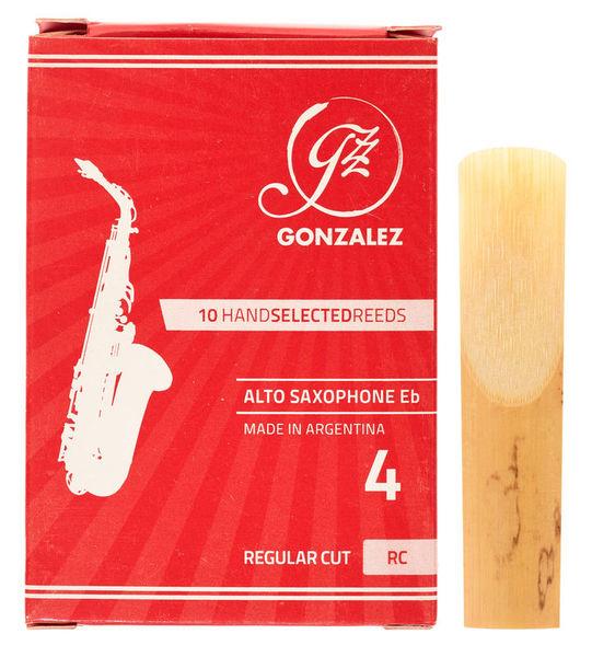 Gonzalez Alto Sax Reed RC 4