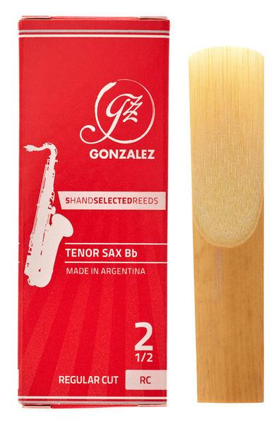 Gonzalez Tenor Sax Reed RC 2,5