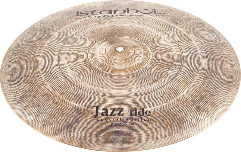 "Istanbul Agop 22"" Custom Series SE Jazz Ride"