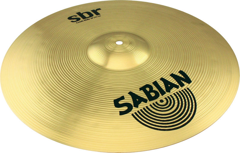"Sabian 18"" SBR Crash/Ride"