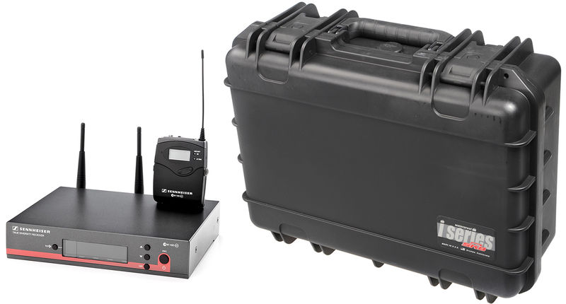 Sennheiser EW 172 G3 / E-Band Case Bundle