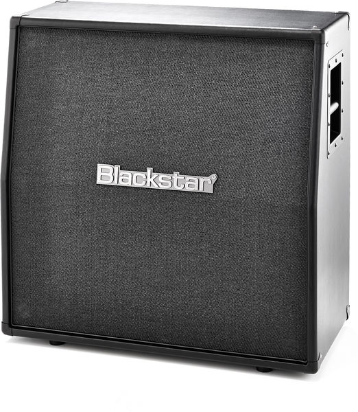 Blackstar HT-412A Metal Cabinet angled