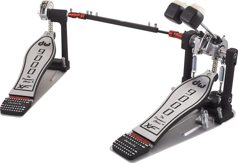 9002 XF Double Pedal DW