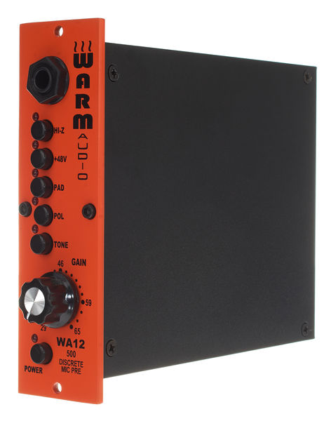 Warm Audio WA12 500 Series Mic Pre
