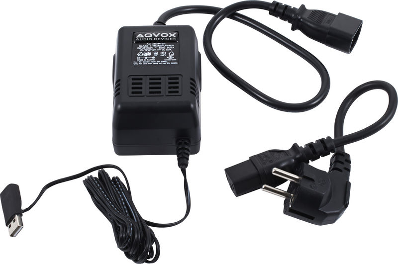 Aqvox USB Low Noise Power Supply A