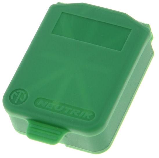 Neutrik SCDX - Green