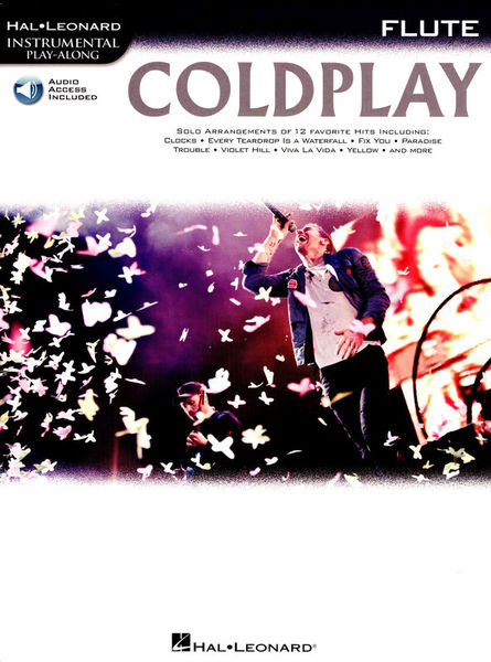 Hal Leonard Coldplay Flute Thomann Uk