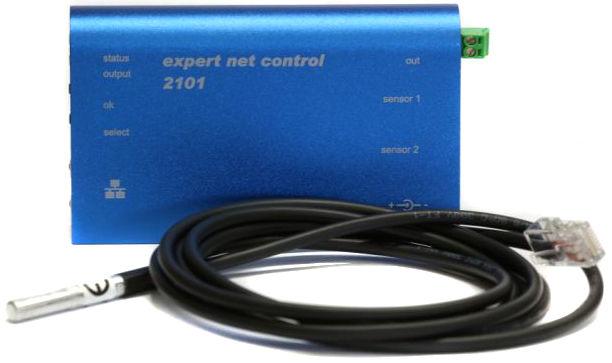 Gude Expert Net Control 2101/Temp.