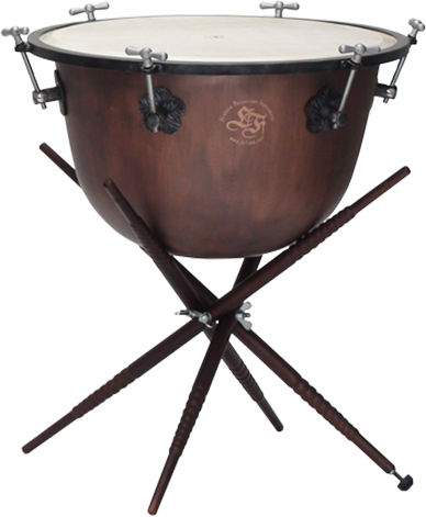 Lefima K1V Screw Timpani