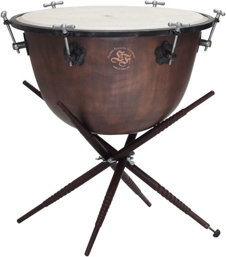 Lefima K2V Screw Timpani