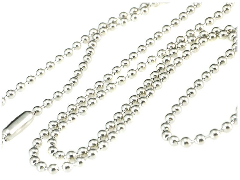 Rockys Ball Necklace Length 60cm