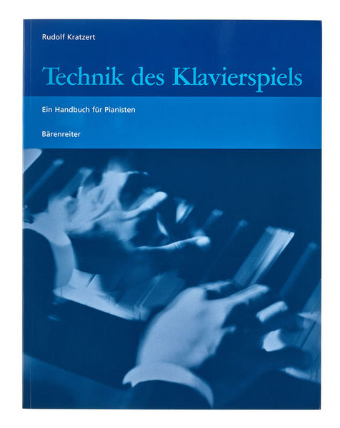 Bärenreiter Technik Des Klavierspiels