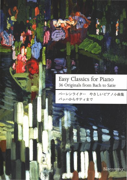 Bärenreiter Easy Classics for Piano