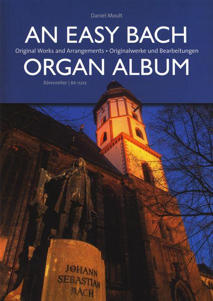 Bärenreiter An Easy Bach Organ Album