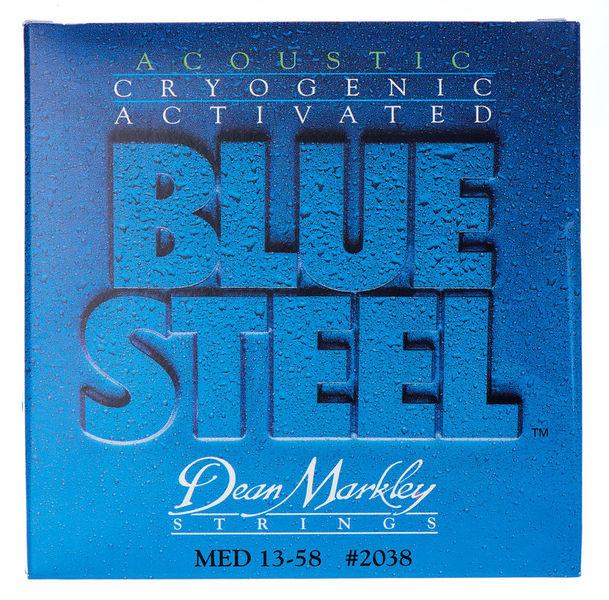 Dean Markley 2038 Medium Western Blue Steel