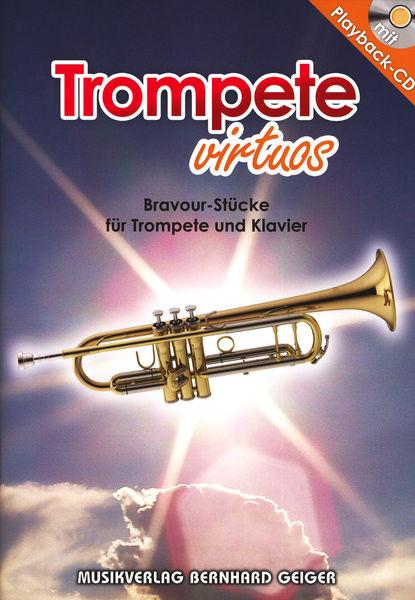 Musikverlag Geiger Trumpet Virtuos
