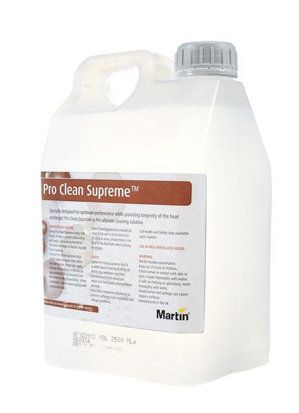 Jem Pro Clean Supreme 2.5 L