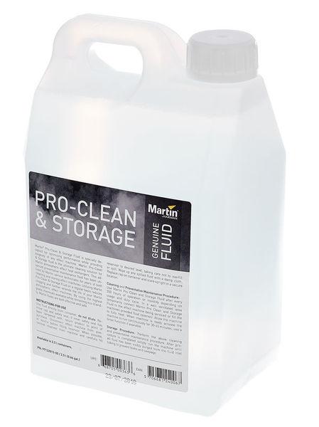 Martin Pro Clean & Storage Fluid 2.5L