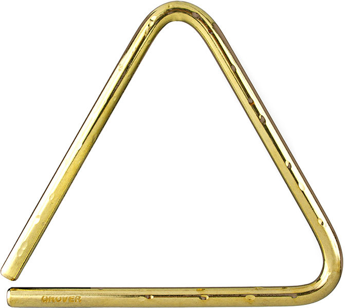 Grover Pro Percussion Triangle TR-BHL-9