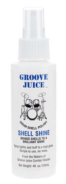 Groove Juice GJSS Shell Shine Polish
