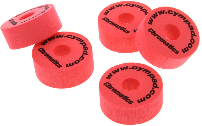 Cympad Chromatics Set Red Ø 40/15mm