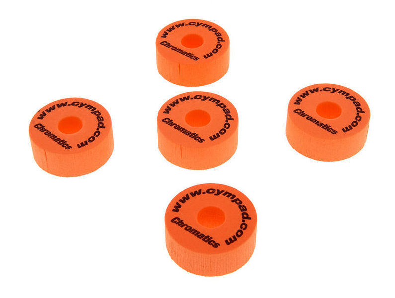 Cympad Chromatics Set Orange Ø40/15mm