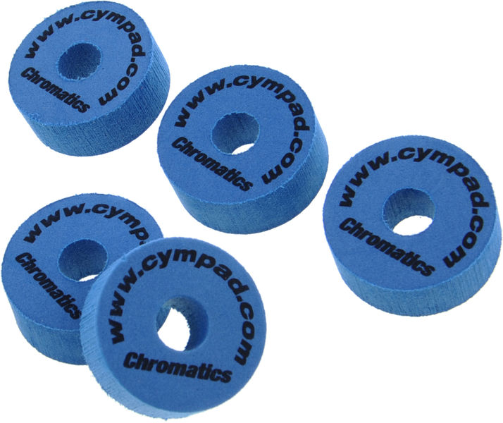 Cympad Chromatics Set Blue Ø40/15mm