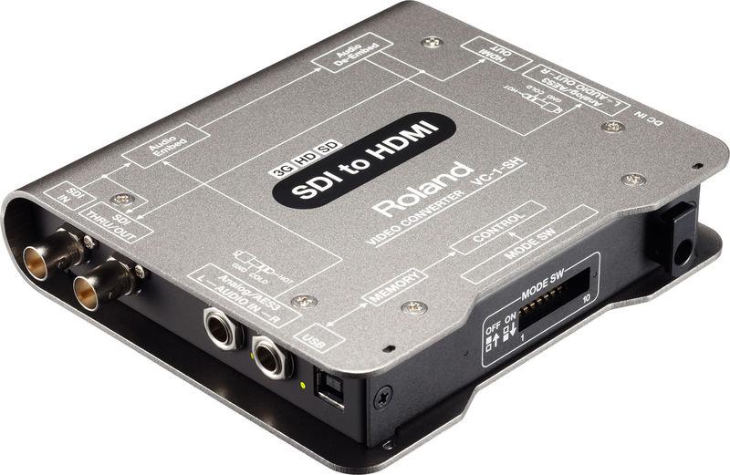 Roland VC-1-SH Converter SDI to HDMI