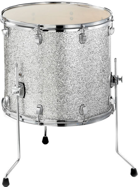 Ludwig centennial 14 x13 floortom ss thomann uk for 13 floor tom