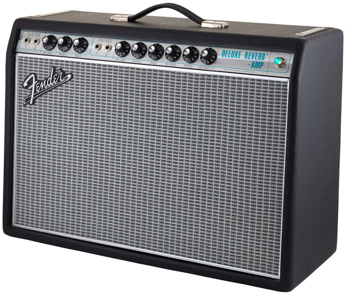 Fender silverface deluxe reverb dating