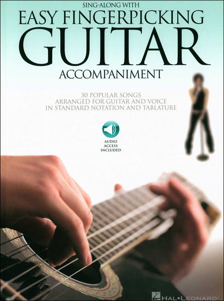 Easy Fingerpicking Guitar Hal Leonard
