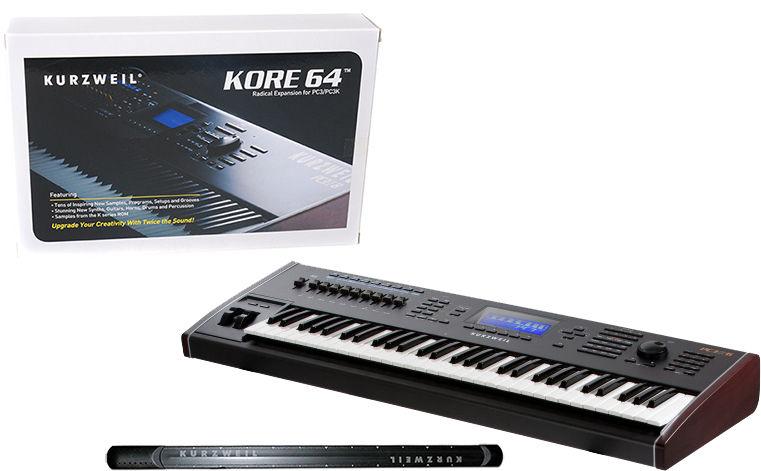 Kurzweil PC3 K6 Bundle
