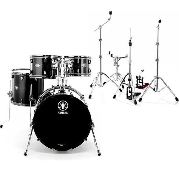 Yamaha Live Custom Set Studio Bundle
