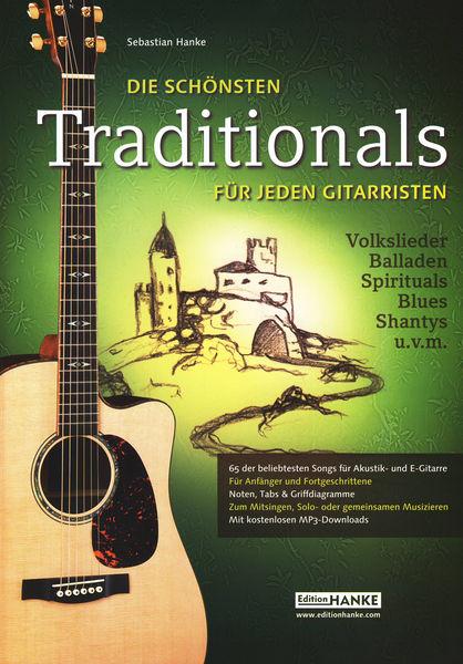 Edition Hanke Traditionals für jeden Gitarr.