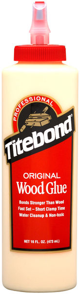 Titebond Glue 506/4 Classic Wood Glue 473ml