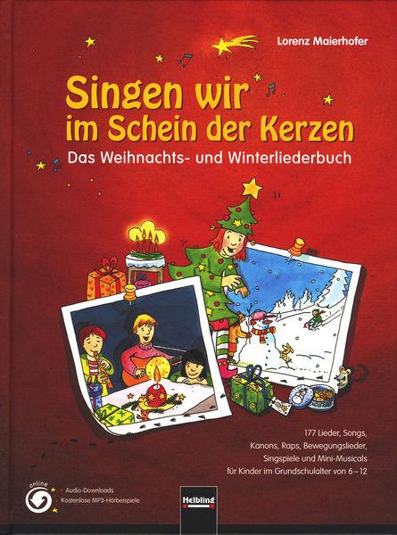 Helbling Verlag Singen wir im Schein d. Kerzen