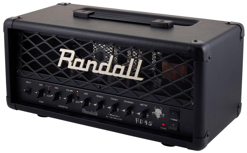 Randall RD 45 Head