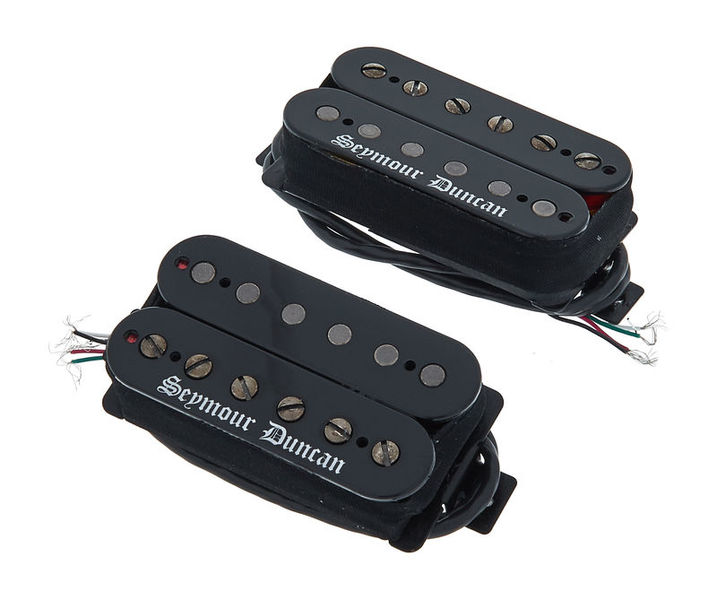 Seymour Duncan Black Winter Set