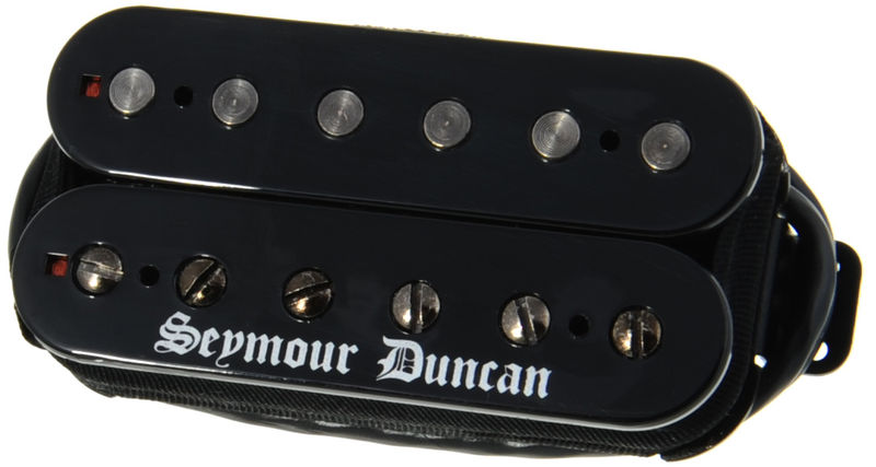 Seymour Duncan Black Winter Bridge Trem