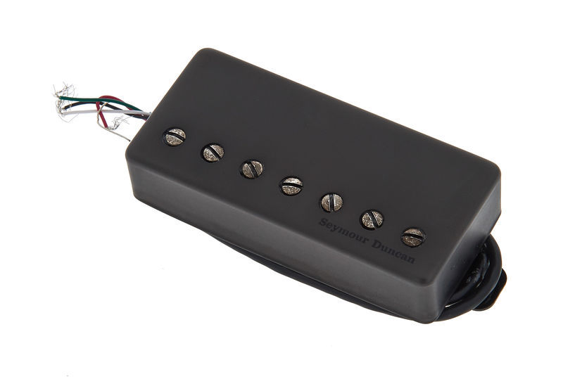 Seymour Duncan Nazgul 7 Bridge Metal Cover
