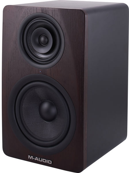 M-Audio M3-8 wood