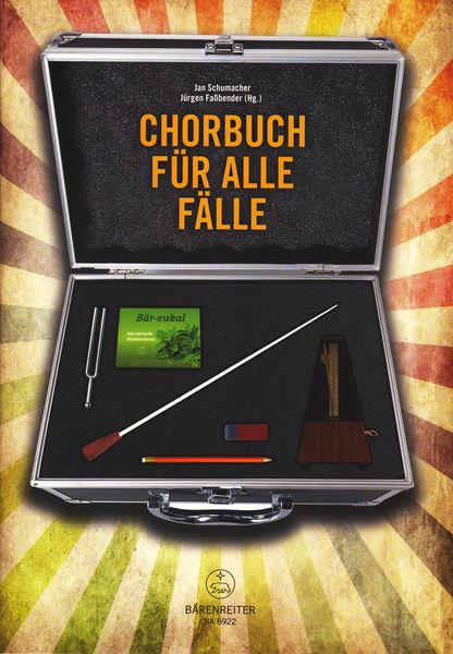 Bärenreiter Chorbuch für alle Fälle