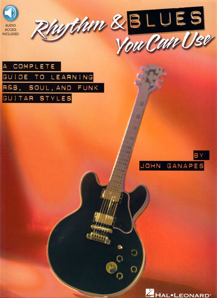 Rhythm And Blues You Can Use Hal Leonard