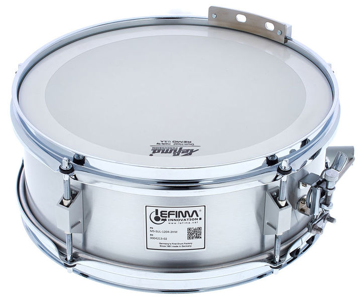 Lefima MS-SUL-1204-2MM Snare Drum
